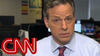Jake Tapper fact-checks Trump