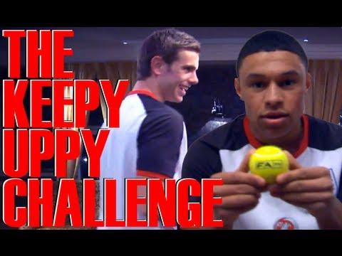 FATV Keepy Uppy - Henderson v Chamberlain