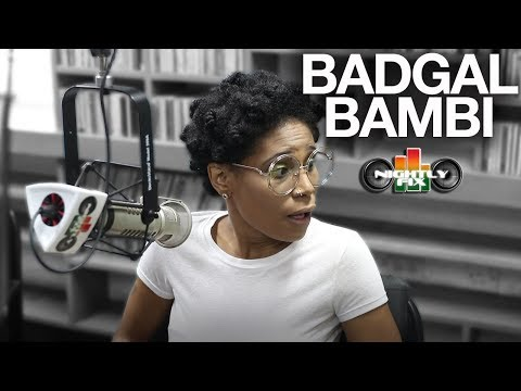 "BadGal Bambi: ""MKQ is not about talent"" + talks hiding her hip-hop side & Ce'Cile's shade"