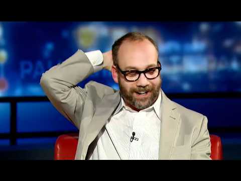 Paul Giamatti On Strombo: Full Extended Interview
