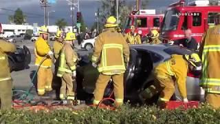 2 Killed in Traffic Collision / Chatsworth  2.17.19