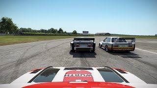 Project CARS 2 Test Race 62 Silverstone Ford Capri Zakspeed Onboard