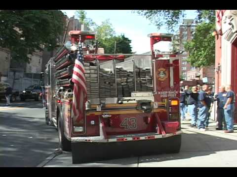 A Visit to Bronx Firehouse's FDNY Video
