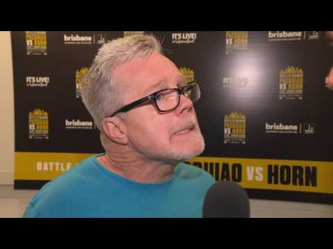 Disappointed Freddie Roach Reacts To Manny Pacquiao vs Jeff Horn. Retirement For Manny? HoopJab