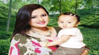 নায়িকা পূর্ণিমার মেয়েকে নিয়ে শুটিং এবং প্রকৃতি দর্শন । BD Actress Purnima and her Daughter