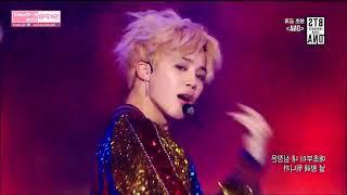(MIRROR) BTS (방탄소년단) - DNA @ BTS Comeback Show