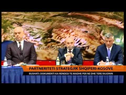 Mbledhja e qeverive Shqipëri - Kosovë - Top Channel Albania - News - Lajme