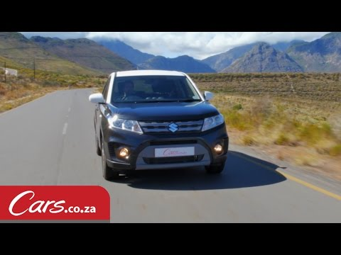 We drive the new Suzuki Vitara - Quick Review