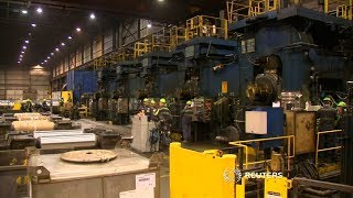 Trump steel tariffs threaten American steel jobs