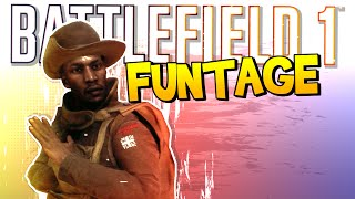 BATTLEFIELD 1 FUNTAGE! - Jay's New House, Karate Chops & EPIC Moments! (BF1 Funny Moments)