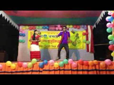 Bishamoni Kokborok Dance By Manuranjan video