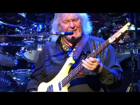 Yes Live 2013 - Concert Opener =] Yours Is No Disgrace [= Verizon Theater - Grand Prairie, TX