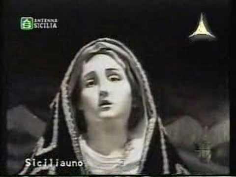El Misterio de la Virgen que Abre los Ojos Video