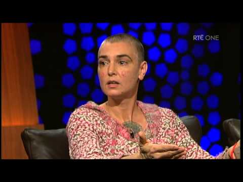 Sinead O'Connor responds to Miley Cyrus | The Late Late Show