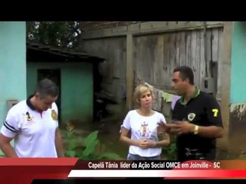 Capelania de ação social - Ordem Mundial dos Capelães Evangélicos em Joinville - SC