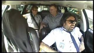 Cirkus Möller - Taxichauffören Bilal Kachif