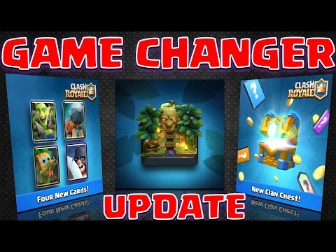 Clash Royale - Game changing FOREVER! (good news everyone!)
