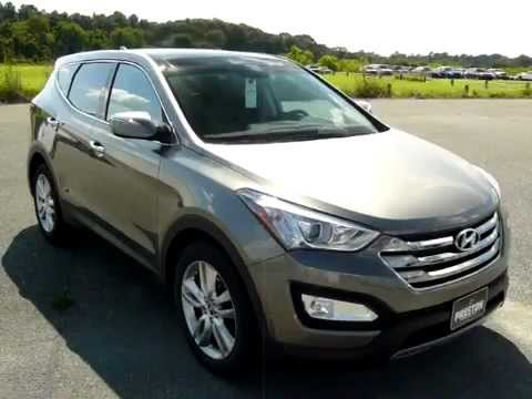 2013 Hyundai Santa Fe Sport AWD 2.0 Turbo For Sale Maryland Hyundai Dealer