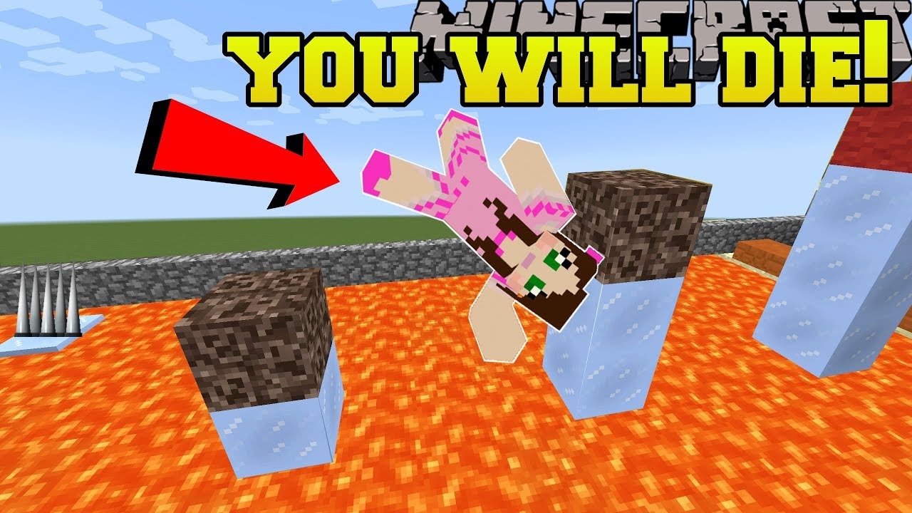 The worlds largest parkour map in minecraft 3000 jumps world record hardest parkour gumiabroncs Choice Image