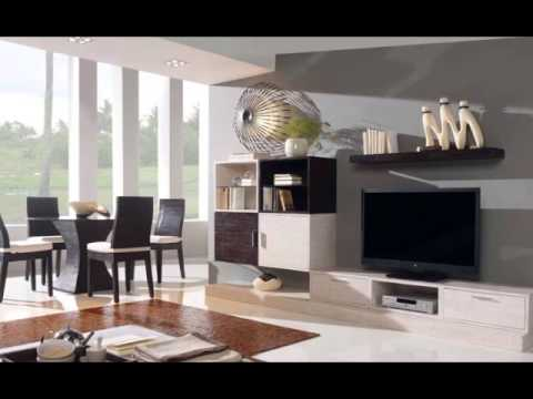Decoracion comedores y salones novedades en muebles for Decoracion de muebles de salon