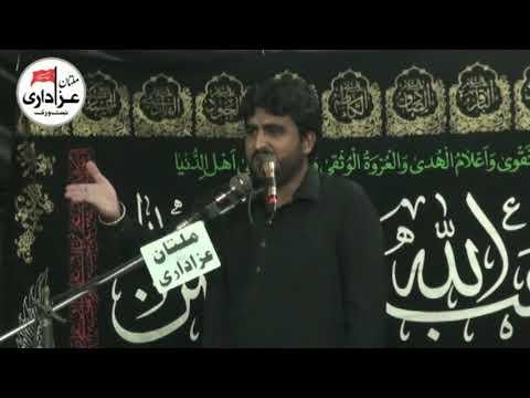 Zakir Ghulam Abbas Baloch I Majlis 12 Oct 2018 I 72 Taboot   Shahadat Aoun o Muhammad