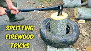 You will Never Split Wood the Same!