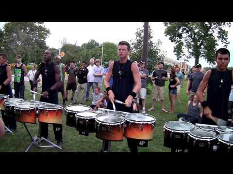 Bluecoats Drumline 2014 - Vortex