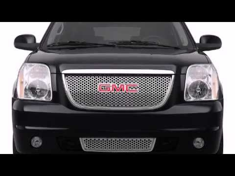 2012 GMC Yukon Hybrid Video