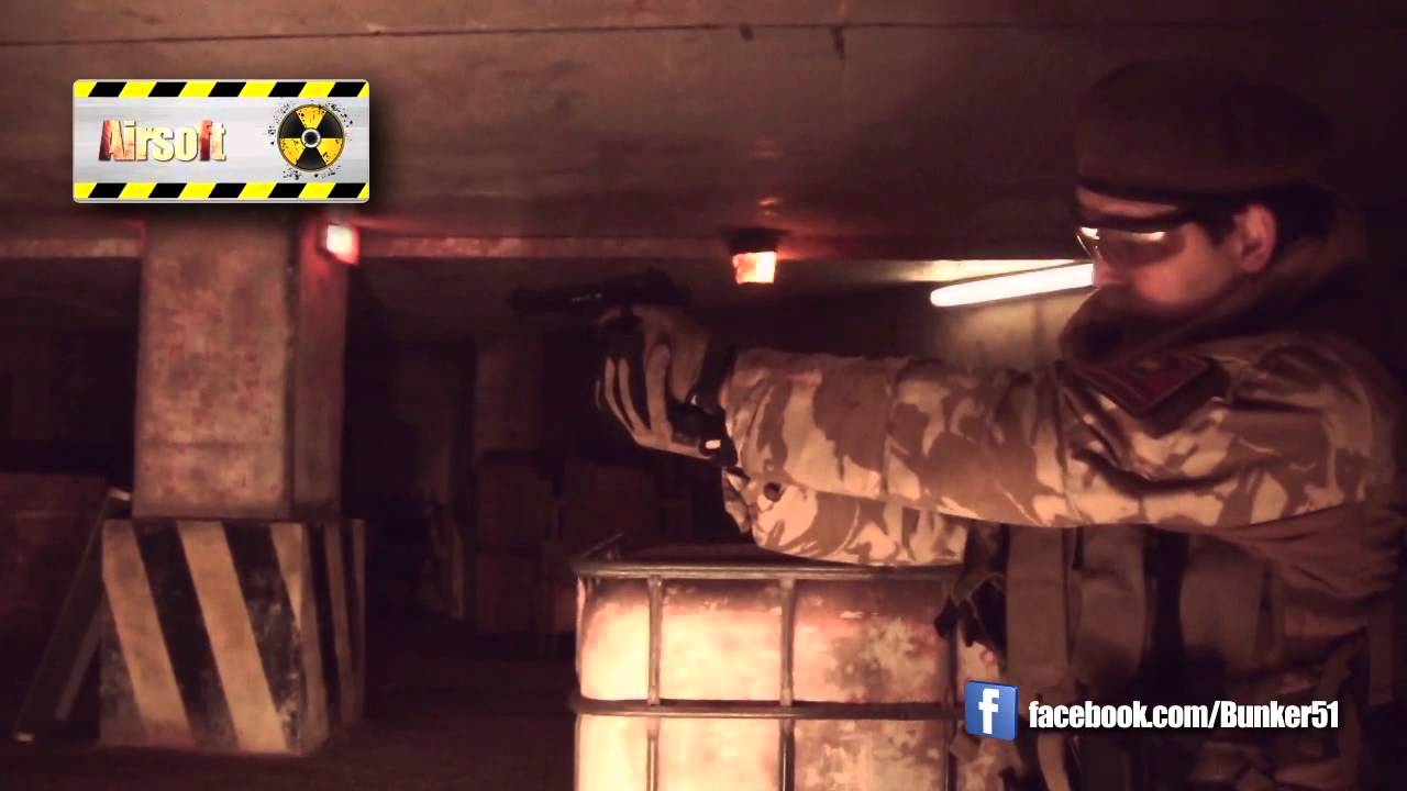 Paintball Bunker 51 Bunker 51 Laser Tag And