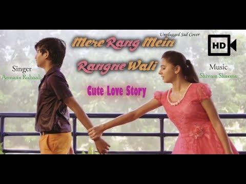 Mere Rang Mein Rangne Wali | Armaan Rubaab | Sad Unplugged Cover | Maine Pyar Kiya | Salman Khan