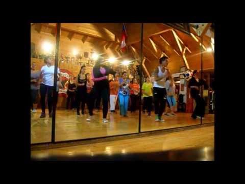baile entretenido de sergio
