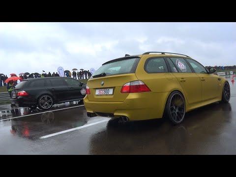BMW M5 E60/E61 V10 - BEST V10 Engine Sounds EVER!
