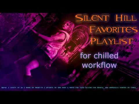 Misc Computer Games - Silent Hill - Theme Of Laura Reprise