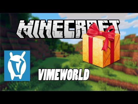 Как найти все подарки на vimeworld 2018 44
