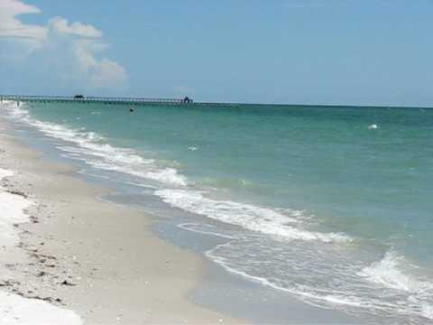 Naples Florida Beaches Are Still Gorgeous With Pristine Clear Acqua Water  MVI_1684.AVI