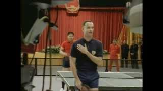 "Forrest Gump - Ping Pong (il ""making of"")"