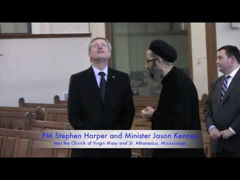 PM Harper meets Coptic Christian leaders on security - mosaicedition