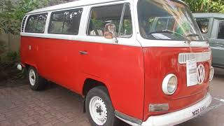 Vintage Cars in India   Vintage and Classic Car Show 2017 Part 2   Dadar Classic Car Fiesta 2017
