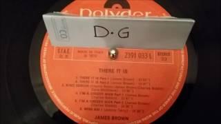 Watch James Brown Im A Greedy Man video