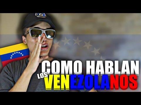 COMO HABLAN LOS VENEZOLANOS | GrPepe