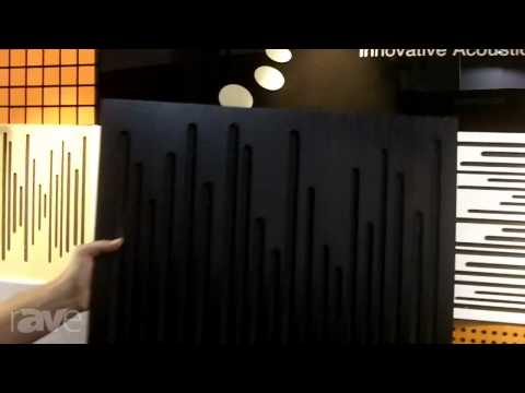 CEDIA 2013: Viscoustic Features the Wavewood Boards