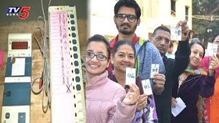 Gujarat Elections Final Phase Polling Updates  - netivaarthalu.com