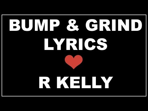 Bump and grind download r kelly