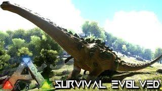 ARK SURVIVAL EVOLVED - NEW UPDATE TITANOSAURUS & REDWOODS !!! (Spotlight v243)