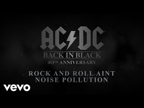 AC/DC - The Story Of Back In Black Episode 5 - Rock And Roll Ain't Noise Polution