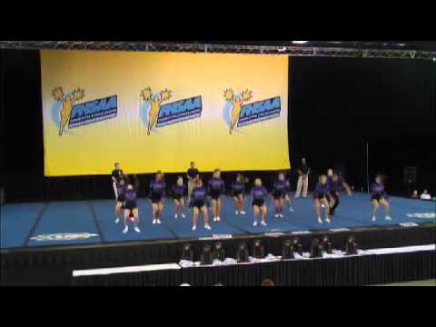 River Ridge High School Small Coed Team Preliminary Performance