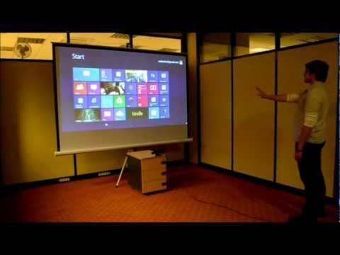 Orchestra 2.1: Release. Windows 8 + Kinect