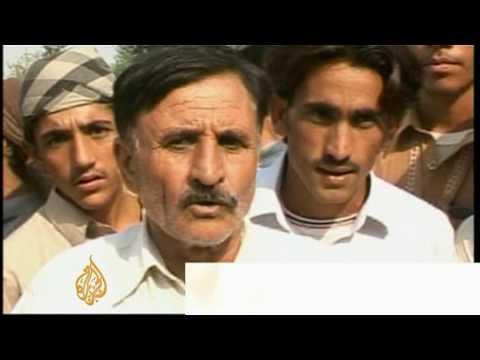Pakistan offensive sparks civilian exodus - 18 Oct 09