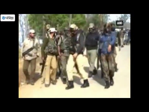 Kupwara : 2 terrorists killed in Valley