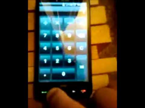 HTC HD2 Dual booting WP7 and Android